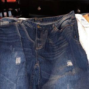 American bazi jeans size 1x